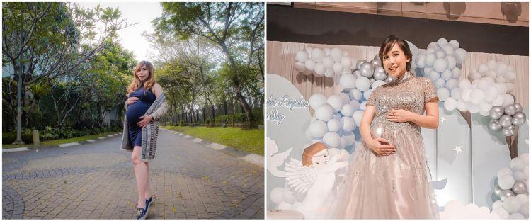 7 Momen ulang tahun Cherly eks Cherrybelle, berkonsep piknik di rumah