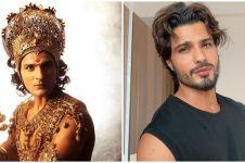 7 Potret transformasi Vin Rana 'Mahabharata', unggah foto gemuk