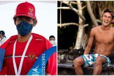 11 Potret Rio Waida, pembawa bendera Indonesia di Olimpiade Tokyo 2020