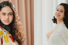 6 Gaya fashion Asila Maisa saat rekaman, model rambutnya unik