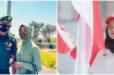 11 Foto Diananda Choirunnisa, istri TNI jadi atlet di Olimpiade Tokyo