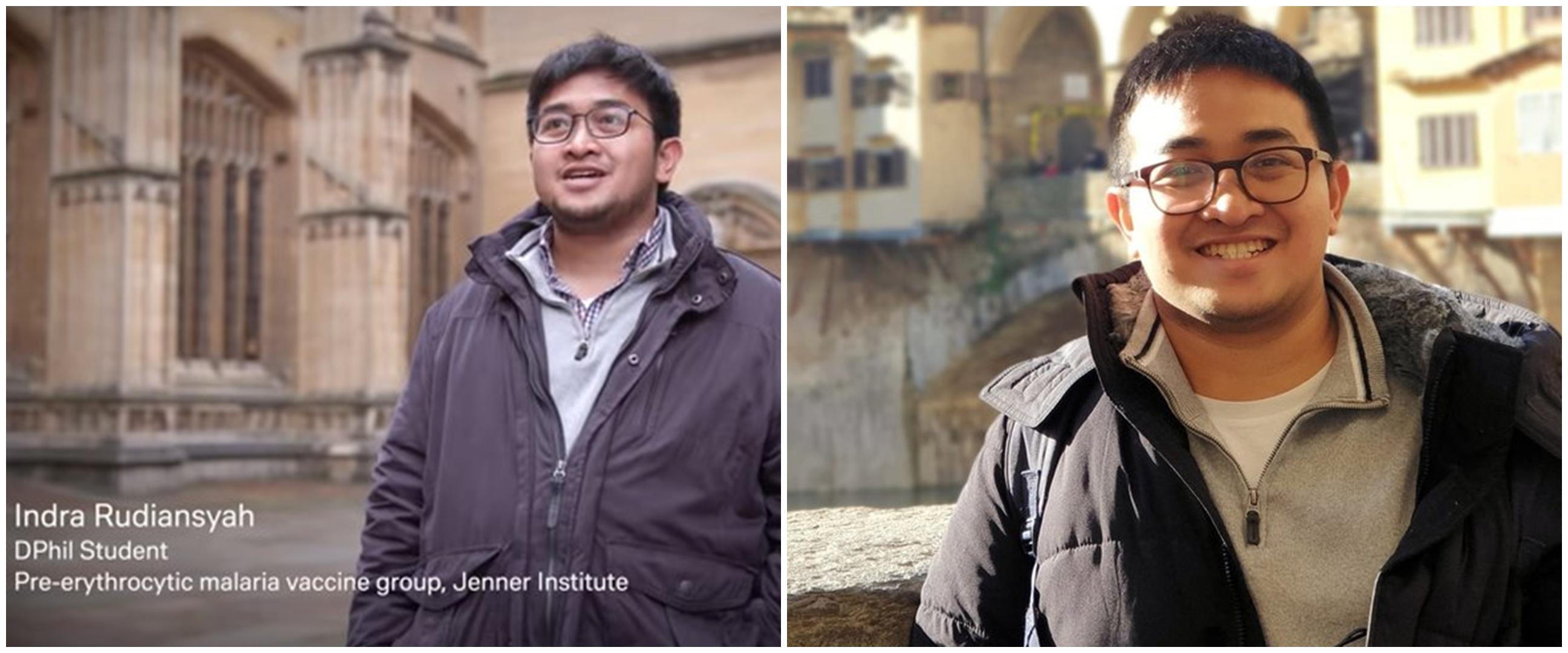 7 Potret Indra, mahasiswa Indonesia di tim penemu vaksin AstraZeneca