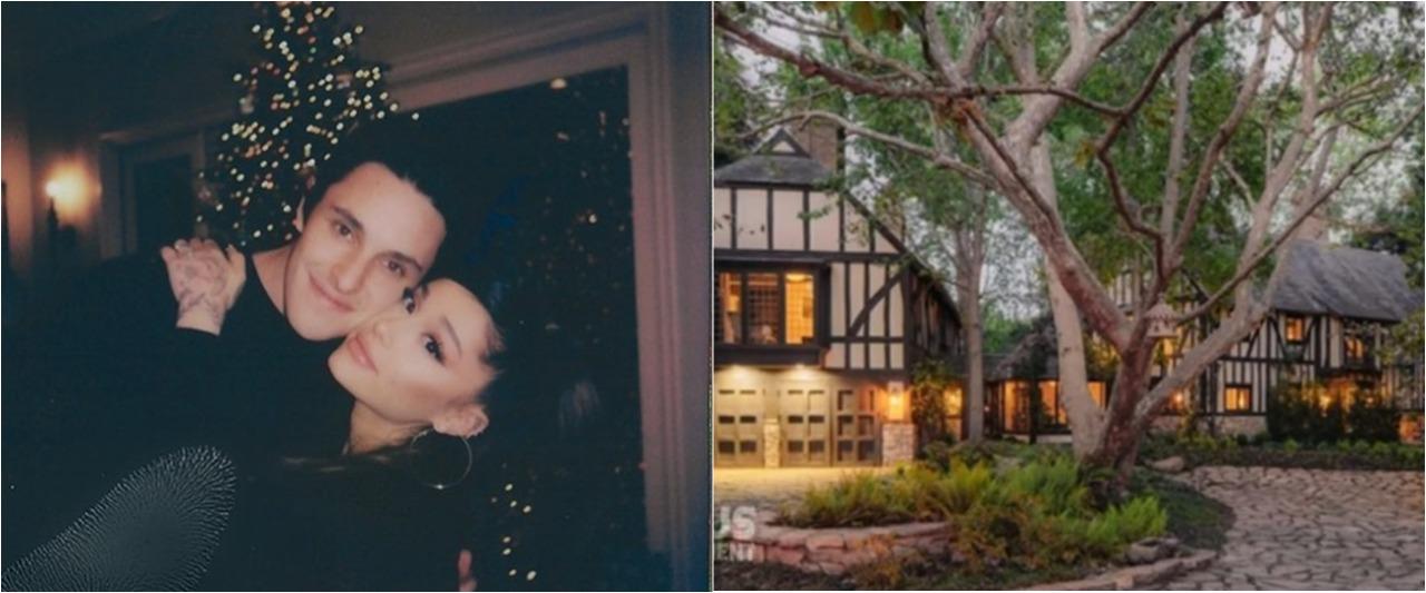 9 Penampakan rumah Ariana Grande, rindang dibangun di tengah hutan