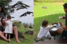 5 Cara Raisa Andriana ciptakan suasana agar anak tak bosan di rumah
