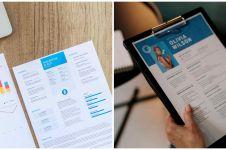 9 Cara membuat CV secara online, cepat dan mudah dibuat