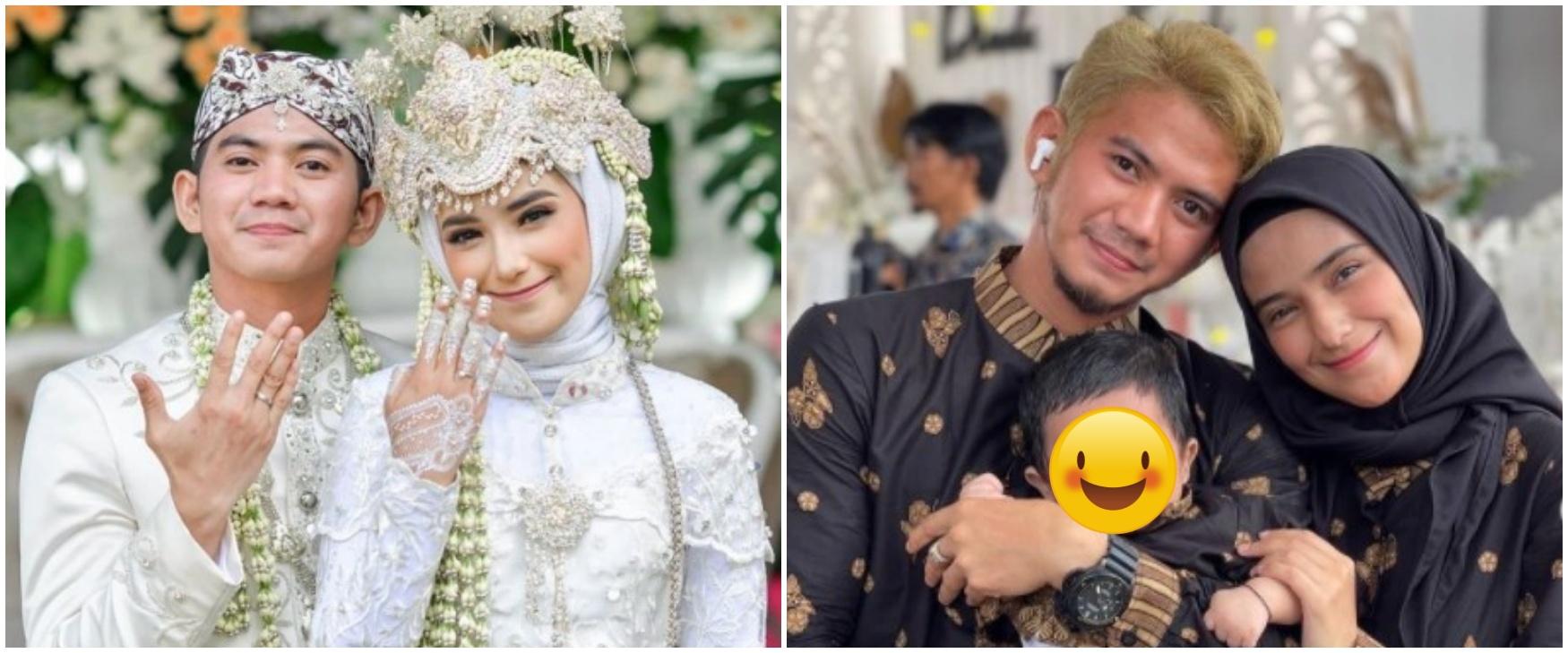 Rizki DA dan Nadya Mustika menikah lagi, akui sempat merasa canggung