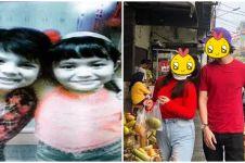 7 Potret transformasi Endy Arfian dan Amel Carla, friendship goals