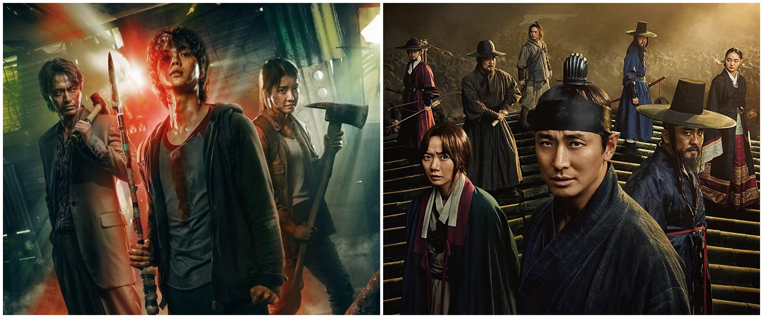 5 Drama Korea bertema zombi, penuh adegan ngeri dan cerita unik