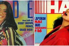 Potret lawas 11 diva jadi cover majalah, Yuni Shara awet muda banget