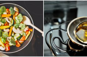 9 Bahan pengganti minyak goreng agar terhindar dari kolesterol