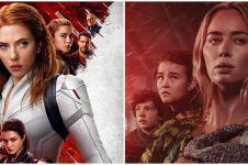 9 Film aksi dan horor terlaris bulan Juli 2021 versi Mojo Box Office