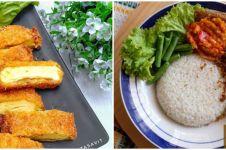 11 Resep telur katsu ala rumahan, praktis, gurih, mudah dibuat