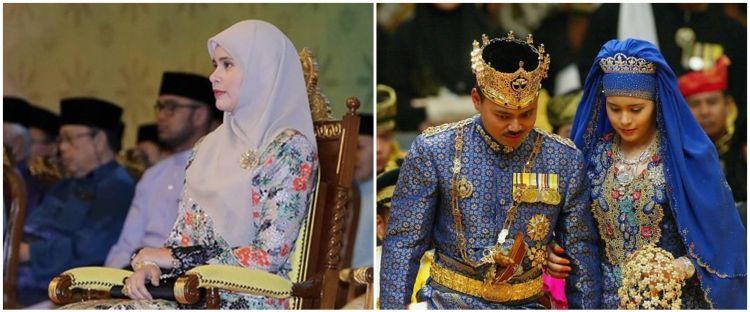 Menikah usia 17 tahun, 7 potret Sarah istri pangeran Brunei Darussalam