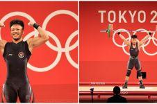 Rahmat Erwin Abdullah, lifter 20 tahun raih perunggu Olimpiade Tokyo