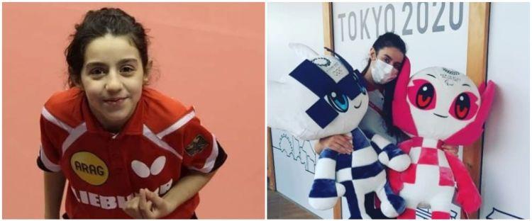 9 Potret Hend Zaza atlet termuda di Olimpiade Tokyo perwakilan Suriah
