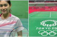 9 Potret Thet Htar Thuzar, pebulu tangkis Myanmar di Olimpiade Tokyo