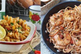 9 Resep kreasi pasta pedas, enak, nikmat, dan menggugah selera
