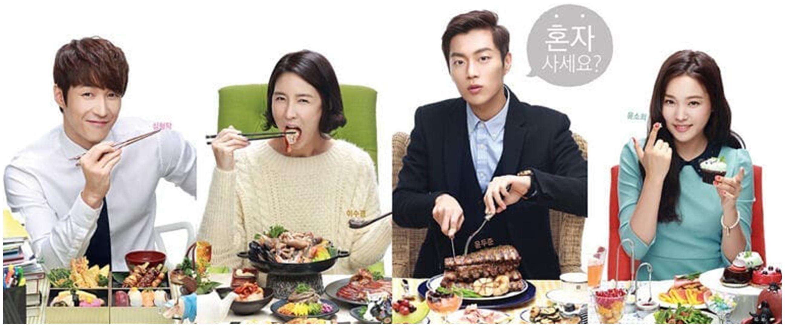 11 Drama Korea bertema kuliner, seru & bikin ngiler seketika