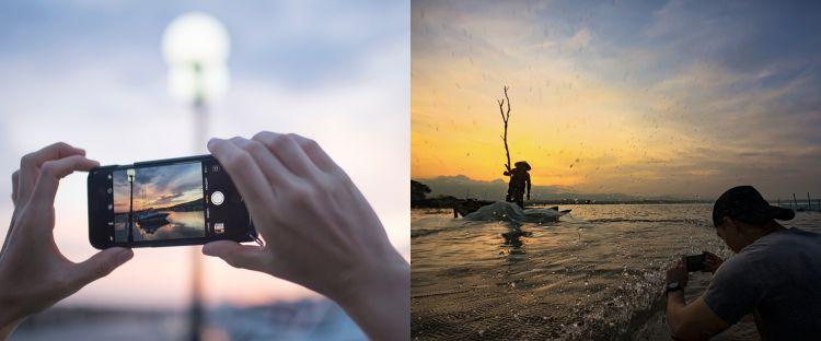 5 Teknik transisi kamera sinematik bermodal smartphone, hasilnya apik