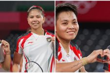 Susul The Daddies, Greysia Polii/Apriyani Rahayu mantap ke semifinal