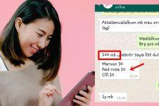 11 Chat lucu pembeli online shop lagi nggak fokus ini ngeselin abis