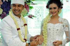 Foto lawas pernikahan 9 seleb istri politisi, Annisa Pohan ala militer