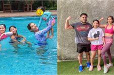 3 Cara Nadia Mulya agar anak tak bosan saat berolahraga