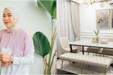 11 Potret rumah baru Fitri Tropica, dilengkapi 'minimarket' pribadi