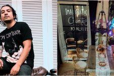 7 Penampakan rumah Ricky Komo, cozy dengan konsep ala kafe