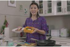 9 Kreasi masakan Sarwendah buat anak, bikin lahap & sehat