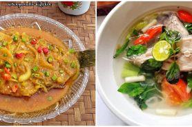 9 Resep olahan ikan gurame kuah, enak, segar, dan sederhana