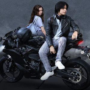 Cinta rumit Angga Yunanda & Cut Beby Tshabina di antara geng motor