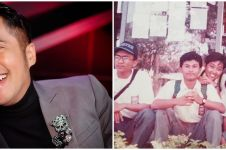 Potret lawas 7 presenter tampan saat SMA, Irfan Hakim awet muda
