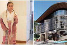 7 Potret desain rumah baru Ayu Ting Ting, megah banget!