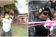 9 Potret kafe milik Ucok Baba, dibangun di halaman kantor