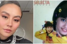 Gaya 11 penyanyi cilik era 90-an di cover album musik lawas, imut-imut