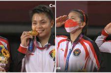 Raih emas Olimpiade, cuitan Greysia Polii setahun lalu jadi sorotan