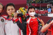 Raih emas Olimpiade, Greysia/Apriyani bakal dapat bonus Rp 5 miliar