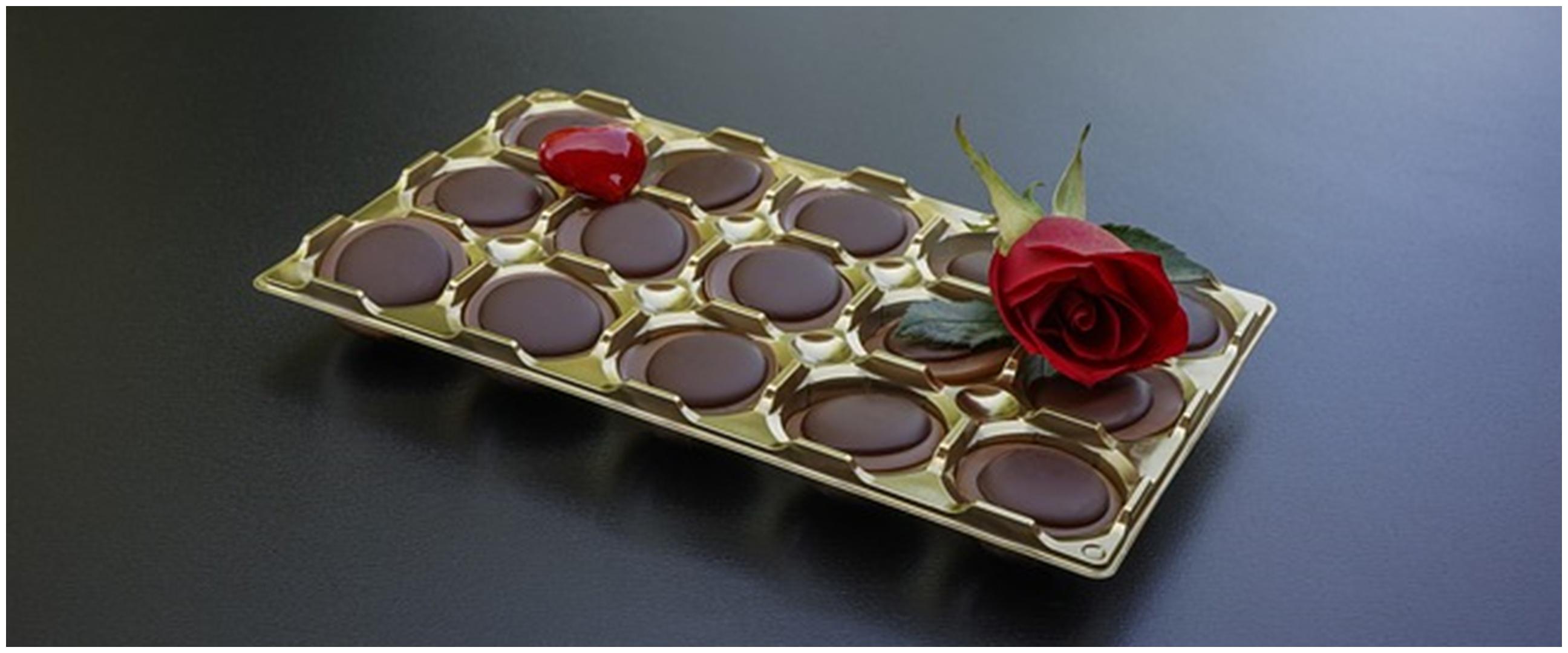 5 Cokelat termahal di dunia ini berlapis emas, ada yang Rp 362 juta