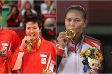 8 Momen emas bulutangkis Olimpiade, Susi Susanti hingga Greysia/Apri