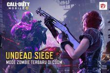 Nih 4 Fitur baru Mode Zombie Under Siege di CODM, main makin seru nih