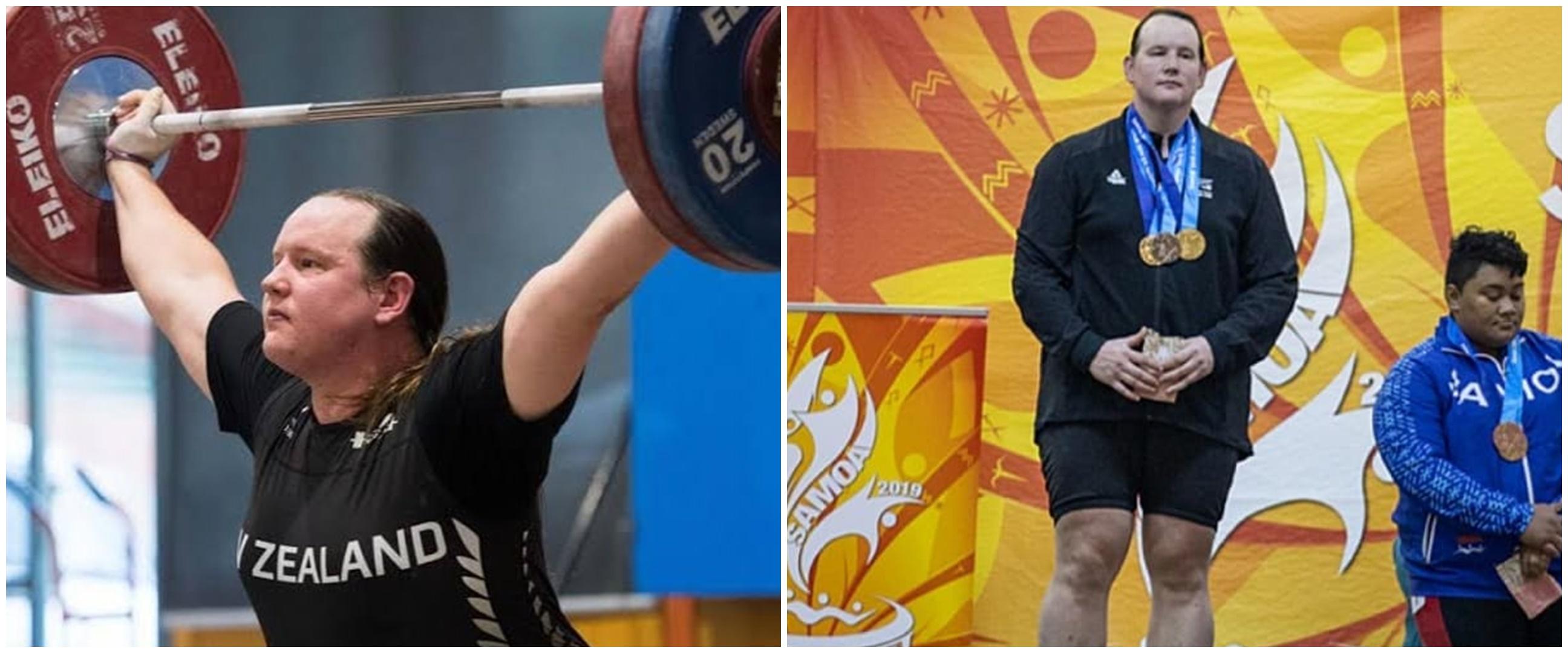Kisah atlet transgender Laurel Hubbard di Olimpiade, begini aturannya