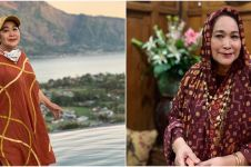 11 Potret terbaru Jenny Rachman, kian menawan di usia 62 tahun