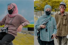 7 Potret Nurlinda Dwi Sukti, pengusaha muda donasikan Rp 1 M buat UMKM