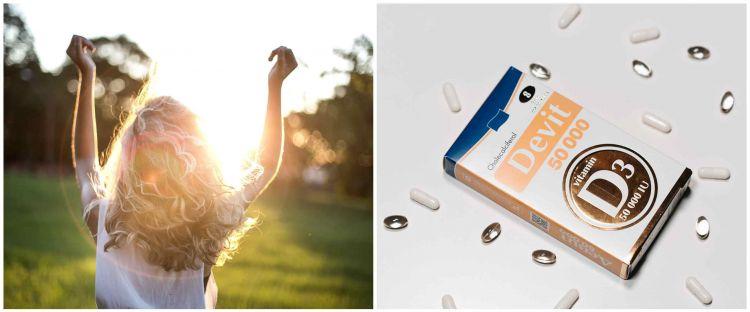 10 Manfaat vitamin D bagi tubuh, bisa tingkatkan imun