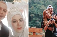 Terpaut 24 tahun, ini 11 potret mesra Bang Tigor dan sang istri