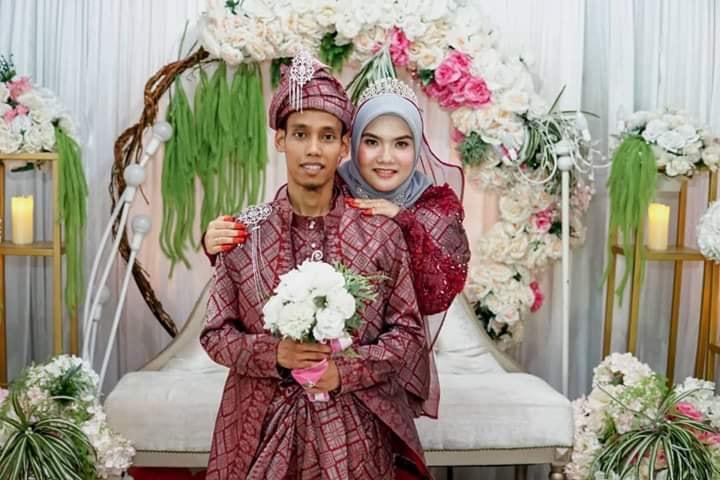 curhat pilu istri ditinggal suami © 2021 Facebook