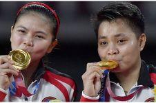 Peraih emas Olimpiade sesungguhnya membawa pulang perak