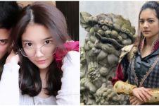 9 Potret Adrienne Jasmine anak Choky Andriano saat debut akting