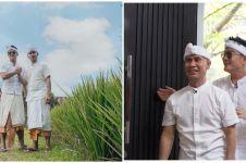 9 Potret rumah pengusaha Ajik Krisna di Bali, isi garasi jadi sorotan